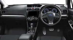 1.6i S EyeSight Interior