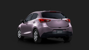13S Demio Mazda