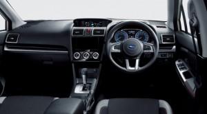 2.0i XV EyeSight Interior
