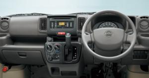 GX 2wd Interior
