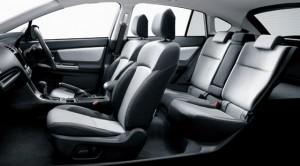 Hybrid 2.0i L EyeSight Seats