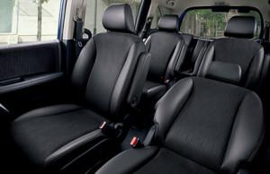 Hybrid Premium Edition interior