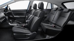 Interior Hybrid XV