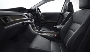 LX Interior Accord Hybrid