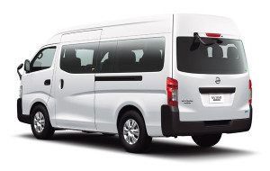 microbus_dx_body color Nissan