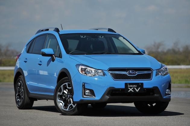 New Subaru Xv >> Subaru XV GPE/GP7 Front Glass | Japan Open Market